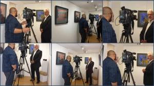 P comme Photo by Thierry Noben Forbach Galerie Têt' de l'Art TV8